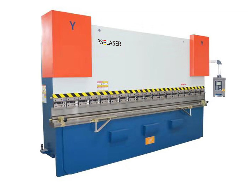 WC67K Hydraulic Press Brake Machine With DA41S Controller